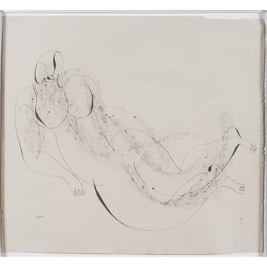 Jean Fautrier (1898-1964)Sans titre, 1944