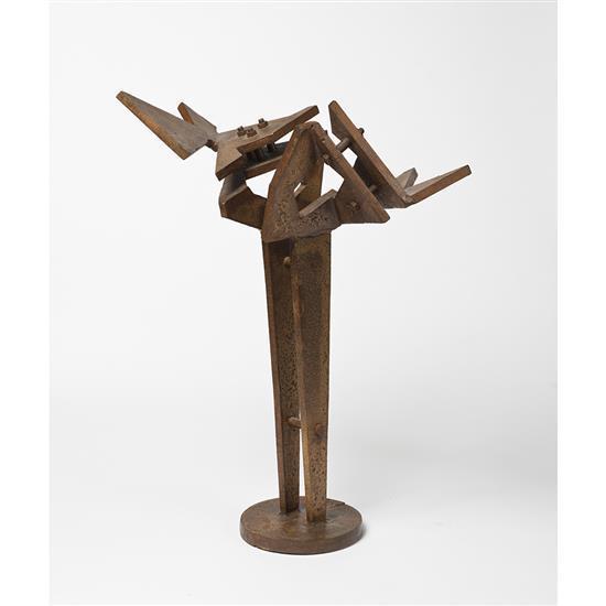 Costa COULENTIANOS (1918- 1995) Sans titre, 1982