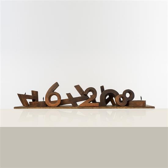 Jean-Michel Folon (1934-2005)Modern Times, 2001-2002