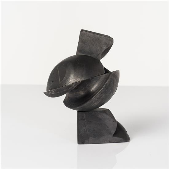PHILOLAOS (1923- 2010) Oiseau noir, 1992