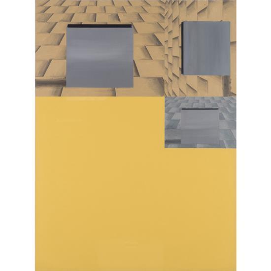 Art & Language (actif depuis 1967)Background, incident, foreground LVIX, 1995