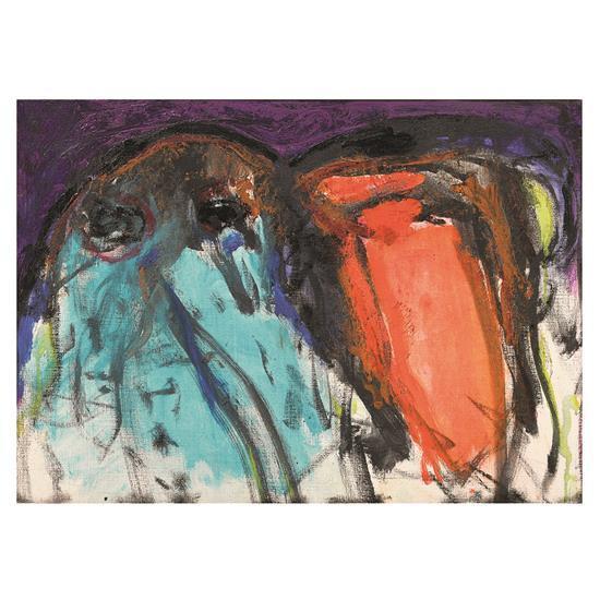 Mogens Balle (1921-1988)Sans titre, 1979