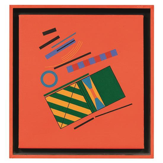 Mogens Lohmann (1918-1985)Komposition III, 1975