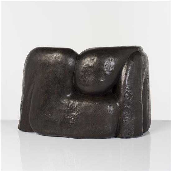 Wang Keping (né en 1949)Femme accroupie, 1999