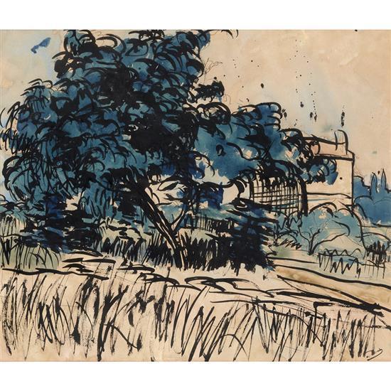 André Derain (1880-1954)Paysage
