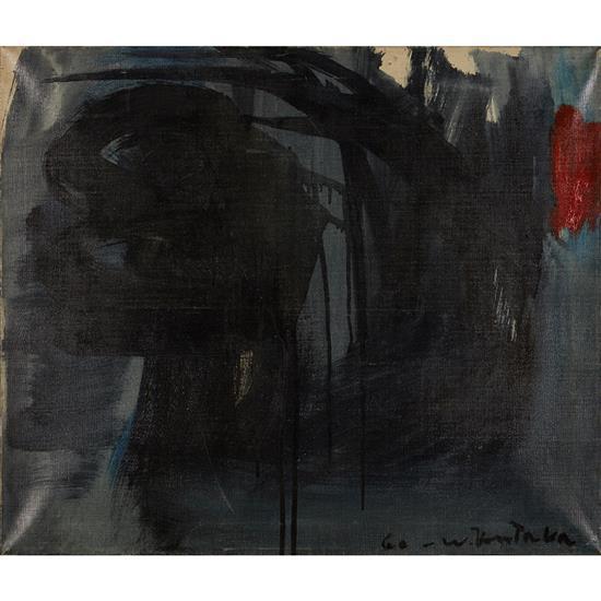 Waichi Tsutaka (1911-1995)Composition abstraite
