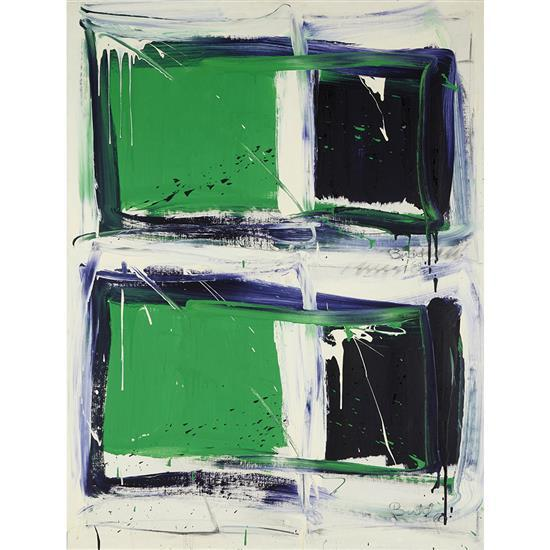 David Budd (1927-1991)Monaco, 1961