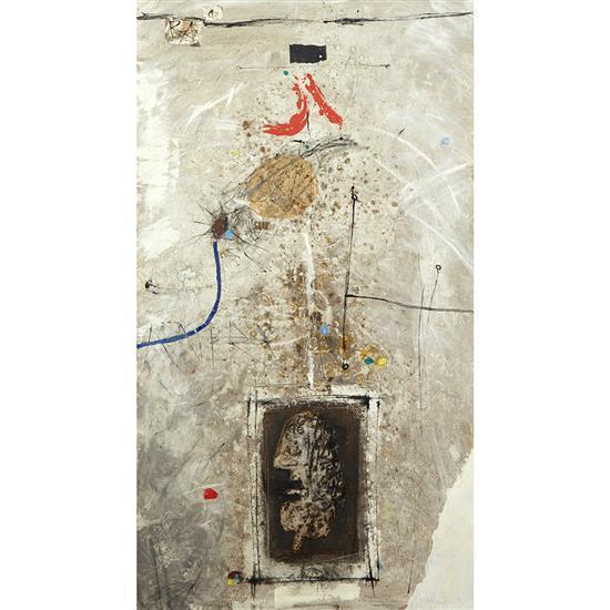 James Coignard (1925-2008)La mise en solitude