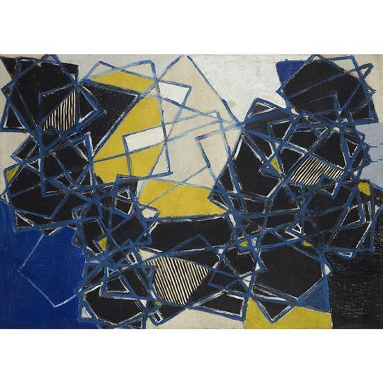 Natalia Dumitresco (1915-1997)Composition, 1963