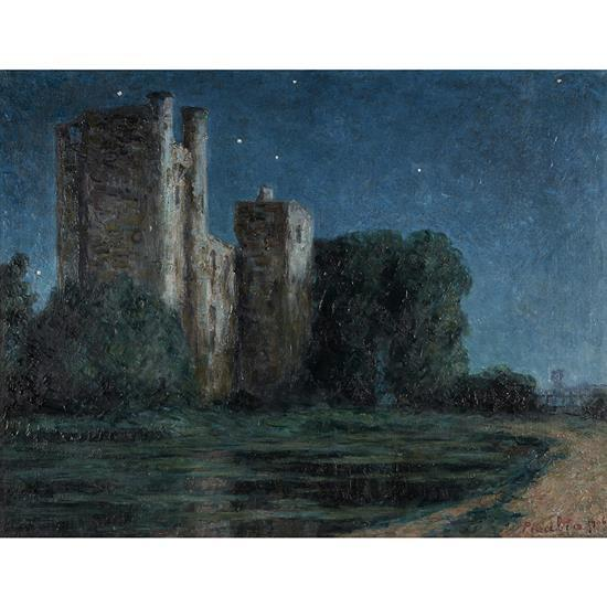 Francis Picabia (1879-1956)Passy-les-Tours, effet de nuit, 1906