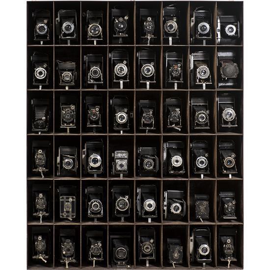 Arman (1928-2005)Apertures, 1993