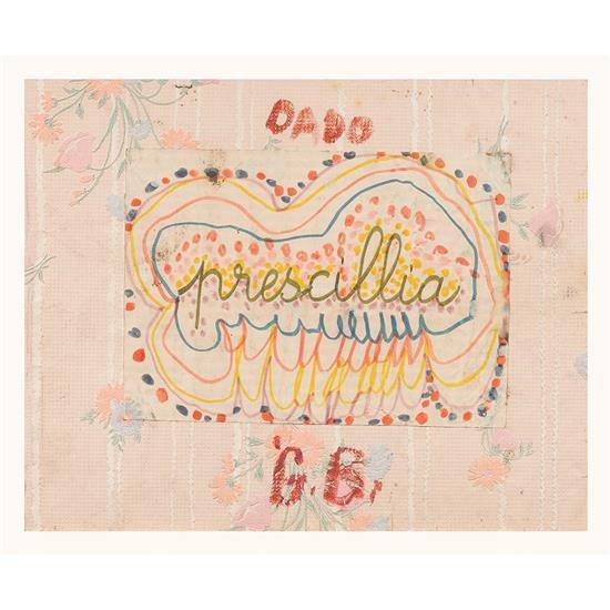 Dado (1933-2010)Prescilla