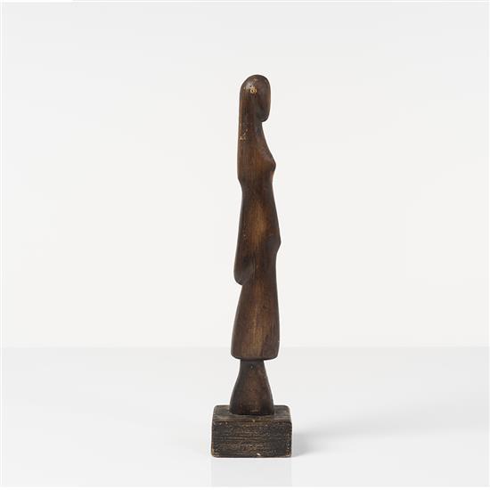 Pierre PAPALOÏZOS (1927- 1978) Femme, 1955