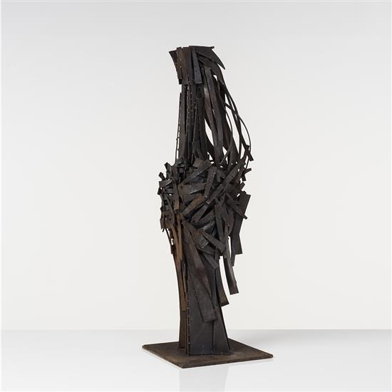 Pierre PAPALOÏZOS (1927- 1978) Stature, 1971