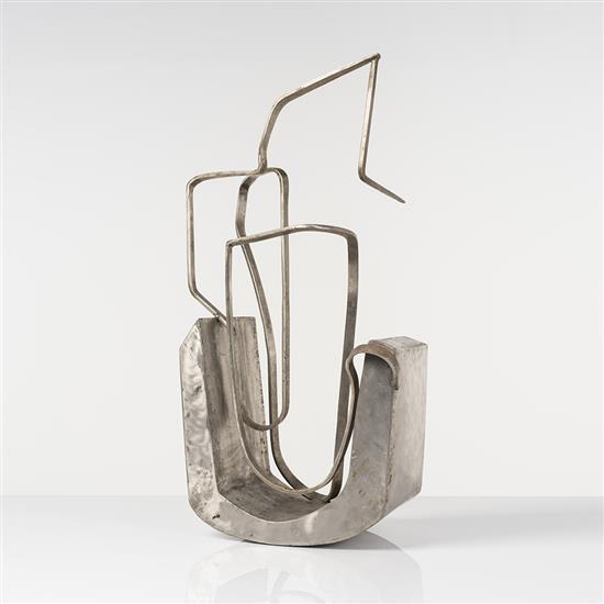 Pierre PAPALOÏZOS (1927- 1978) Elan brisé, 1976