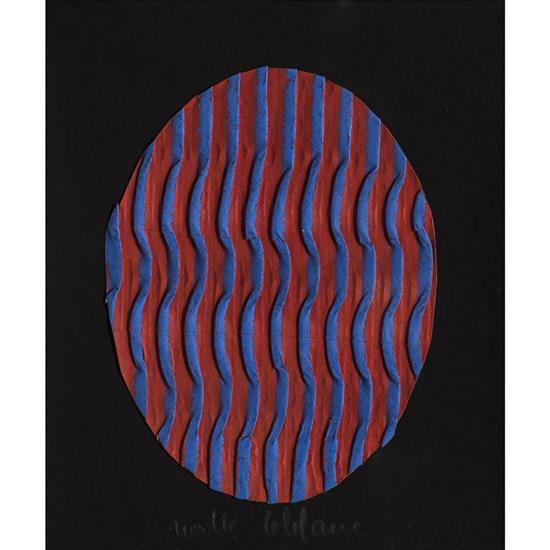 Walter Leblanc (1932-1986)Torsion, 1963