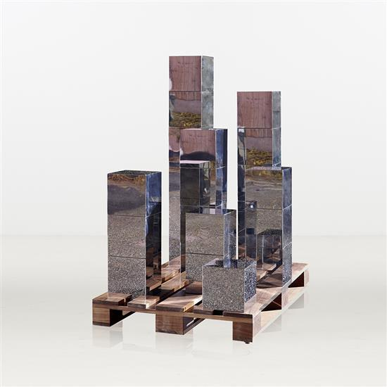 Paul Kelley (né en 1963)Reflections on functionality, 2015