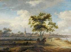 Anthony Jansz van der CROOS I (vers 1606 - vers