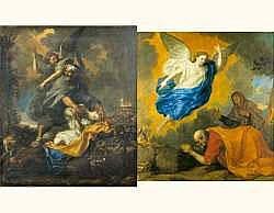 Charles LE BRUN (Paris 1619 - 1690) - Le Sacrifice