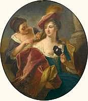 Attribué à Jacques-François COURTIN (1672 - 1752)