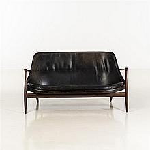Ib Kofod-Larsen (1921-2003)Modèle U56 - ElizabethCanapé