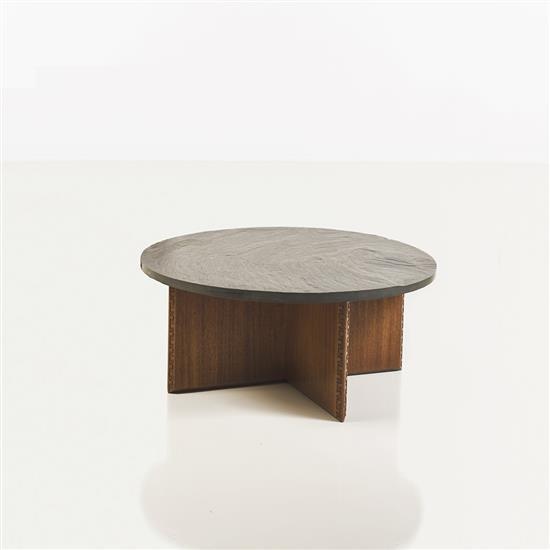 F frank lloyd wright 1867 1959 table basse for Table basse design solde