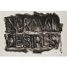 Bruce Nauman (né en 1941)Normal desires - 1973
