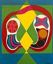 Jorge P. CASTAÑO (1932-2009) Sans titre, 1969