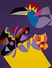 Jorge P. CASTAÑO (1932-2009) Piège, 1983