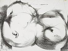 Servando CABRERA MORENO (1923-1981) Composition, 1967