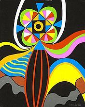 Jorge P. CASTAÑO (1932-2009) La femme du Pharaon, 1972