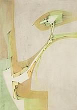 Joaquín FERRER (né en 1929) Composition, circa 1965