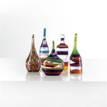 Constance GiraudonEnsemble de cinq bouteilles