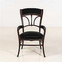 Victor Horta (1861-1947)Fauteuil