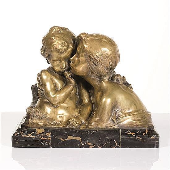 Henri Pernot (1859-1937)« La grande soeur »