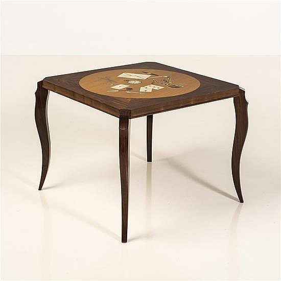 Léonard Tsuguharu Foujita (1886-1968)Table basse