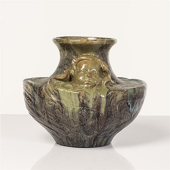Pierre-Adrien Dalpayrat (1844-1910)Vase dit à la