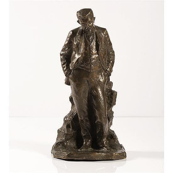 Vladimir Osipovic Perelman (1870-1922)Sculpture