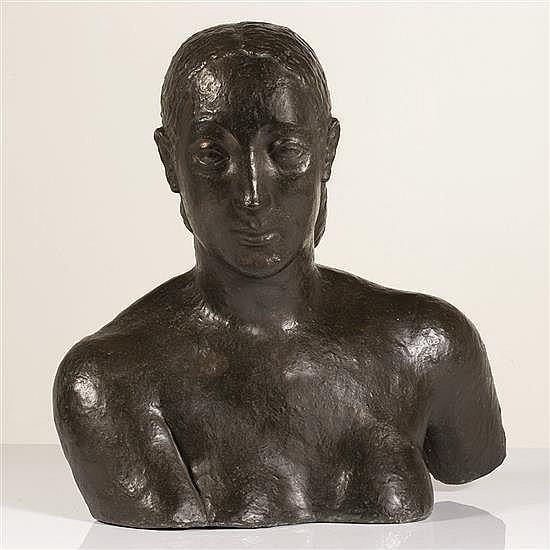 Oscar de Clerck (1892-1968)« Buste »
