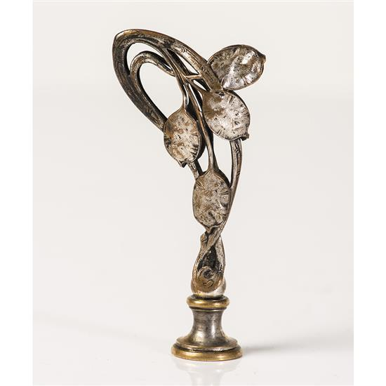 René Lalique (1860-1945)Cachet