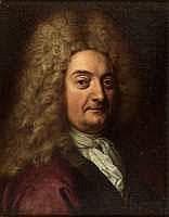 ATTRIBUE A CLAUDE LEFEBVRE (1632 - 1675) -