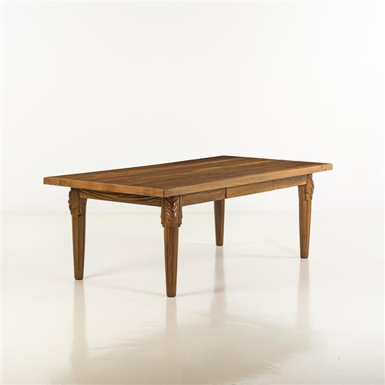 Gustave louis jaulmes 1873 1959 table de salle manger for Salle a manger louis philippe