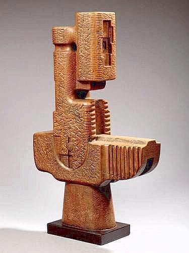 SERGE BENOIT 1937 - Sans titre, 1980