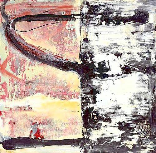 TONY SOULIÉ 1955 - Composition, 1989