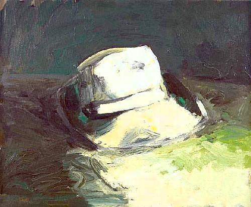 PATRICE GIORDA 1952 - Le chapeau, 1999