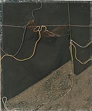 Yolande Fièvre (1907-1983) Composition, vers 1940