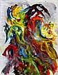 Art Contemporain:  PIERRE WEMAERE (né en 1913) -, Pierre Wemaere, Click for value