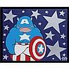Ikon (né en 1970)Captain Amerika, 2008Acrylique sur toileSignée en bas à droite, signée et titrée au dos65 × 80 cmProvenance: galeri...,  IKON, Click for value