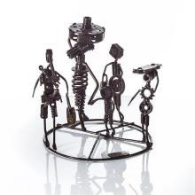 Calixte Dakpogan (Bénin, 1958)Sans titre