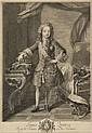 Jean AUDRAN (1667-1756) Louis Quinze Roy de Franceet de Navarre
